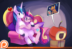 Late Night Movie by Ende26