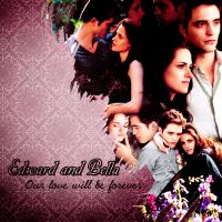 Edward and Bella by IrmaFelix