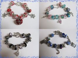 European bracelets for sale 2 by Pameloo