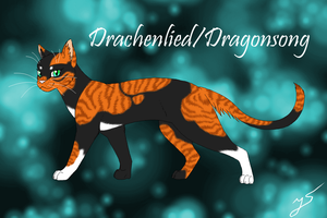 -RP character- Dragonsong by Sonnenpelz