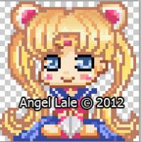 Sailor Moon Icon by AngelLale87