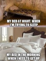 Types of Beds by Boyscoutwizard