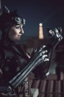 Catwoman cosplay Injustice by sikaycosplay