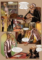 Monsieur Charlatan Page 14 by DrSlug