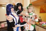 Love Live- Mess it up by vaxzone