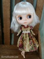 Bloomin Romance for Blythe by KerriaRosette
