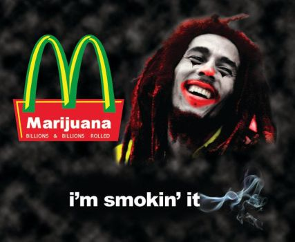 Bob McMarley by mexicanpryde2000
