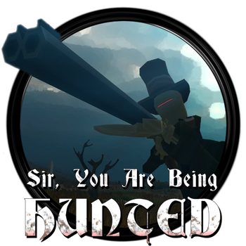 Sir, You Are Being Hunted Dock Icon by courage-and-feith