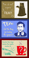 Doctor Who Tea Time by ShardsOfBlue