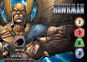 Hawkman (Carter Hall) Character by overpower-3rd
