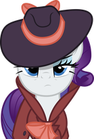 Vector #610 - Rarity #26 by DashieSparkle