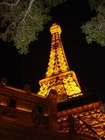 Paris Hotel - Las Vegas by ioannou86