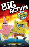 SpongeBob and Patrick Action by shermcohen