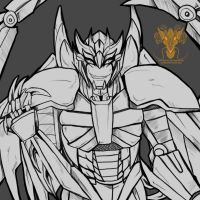 Nightmember Commission - Lineart by Soni-Ganishi