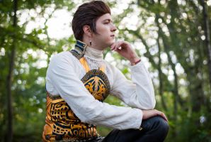 Balthier Cosplay by AkuiCosplay