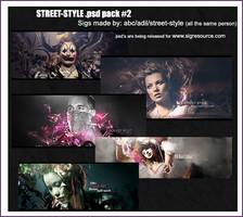 street-style psd pack 2 by street-stylegfx