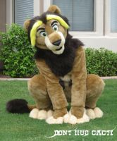 Nbowa Lion by Bloody-Kryptonite