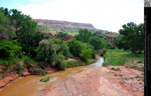 Palo Duro Canyon 10 by DamselStock