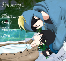 I'm sorry, Stan by Timeless-Knight