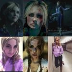 Jessica Until Dawn Compilation by woot859
