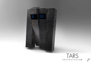 TARS by Maslinar