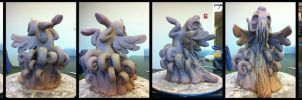Rainbow Dash Sculpt Complete by bigponymac