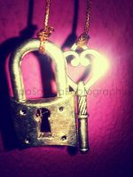 Lock your heart I by MartaGomes