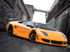 Lamborghini Murcielago by OriginalPimp