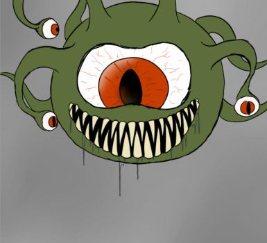 Another Beholder by Colmillos