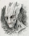 Groot Grey by richard-chin