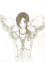 Angel by InvaderVal