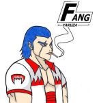 The Fang Aka Yakuza by Geilozer