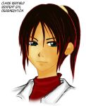 Claire Redfield by ABping