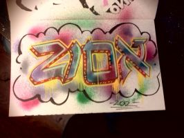 ZION ONE by TheZionScribe