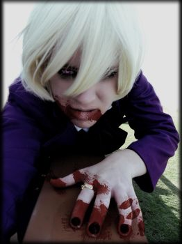 Demon Alois Trancy by cloudsofsand