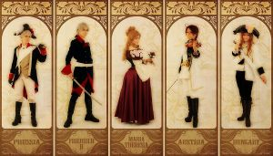 hetalia by fullmetalflower