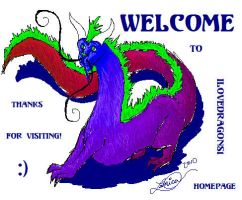 Welcome to my homepage by Ilovedragons1