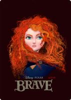 Merida - Brave by MZ09