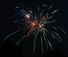 Firework Image 0549 by WDWParksGal-Stock