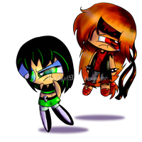 PC- Blood and Bruiser by Brashgirl901