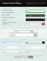 Custom Search Boxes by Rafael-Olivra