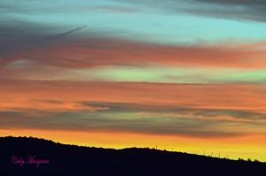 Sky Of Colors XII by ChickensAndDucks