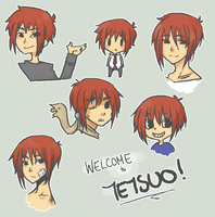 Welcome to Tetsuo by Kioushan