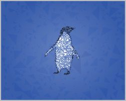 pinguin by slipie