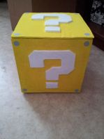 Question Block Box by capotasto