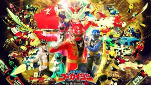 For those who still love Gokaiger [like me] by robinosuke