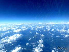 An Ocean of Clouds [Fun to be on top of clouds!] by JMPorter