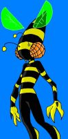 Redesign-O-Mite Go-Bee by DF16
