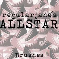 Brush Set AllStars by regularjane