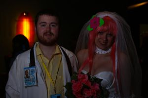 ColossalCon 2014 - Dr. Krieger and VGF by VideoGameStupid